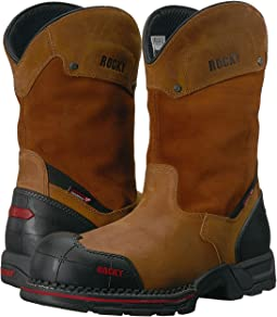 "Rocky 10"" Workmaxx Wellington Comp Toe WP"