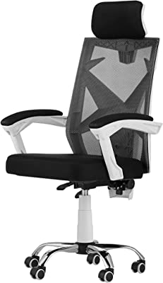 ioHomes Sunsbury Office Chair, White