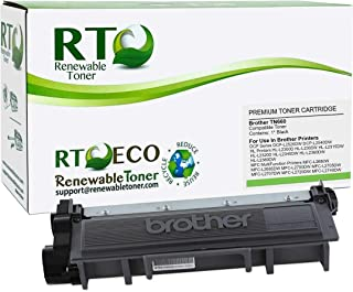 Best Renewable Toner Compatible Toner Cartridge High Yield Replacement for Brother TN660 TN-660 DCP-L2520 DCP-L2540 HL-L2300 HL-L2305 HL-L2320 HL-L2380 MFC-L2680 MFC-L2700 Review