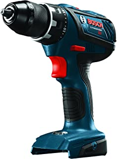 Bosch DDS181AB Bare-Tool 18V Lithium-Ion 1/2 Compact Tough Drill/Driver