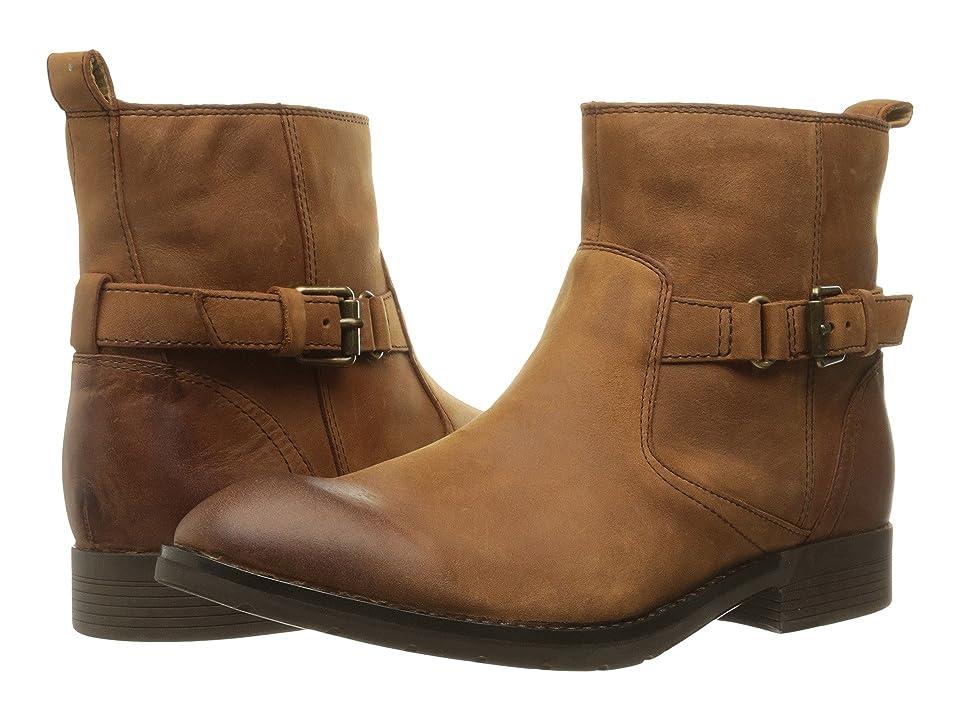 Sebago Nashoba Chelsea Waterproof (Brown Leather) Women