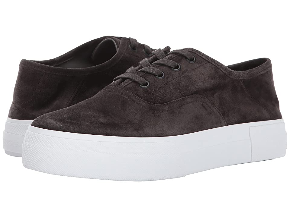 Vince Copley (Graphite Sport Suede) Women's Shoes, Brown