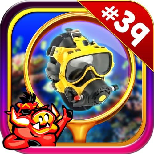 PlayHOG # 39 Hidden Objects Games Free New - Deep Blue Sea