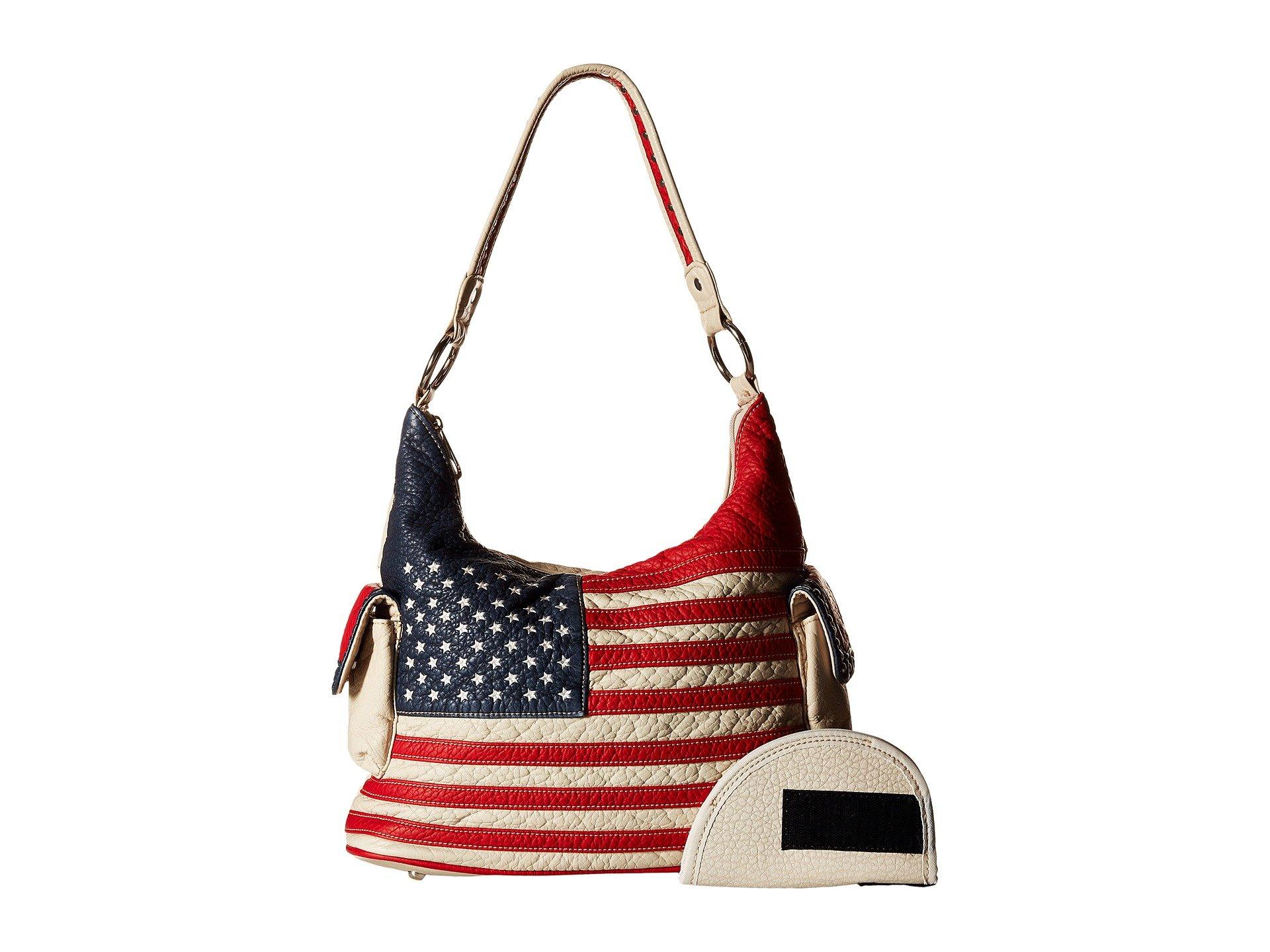 Multi M Bucket amp;f Bag Western Americana BB0xXq