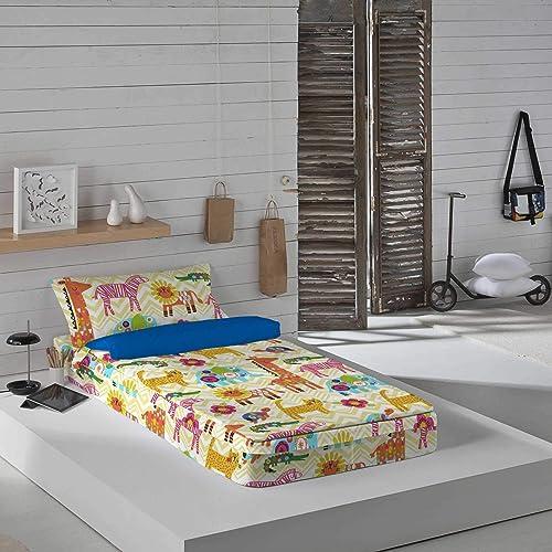 entrega gratis COOL KIDS Saco Saco Saco nórdico con Relleno Safari Cama 90 cm  productos creativos