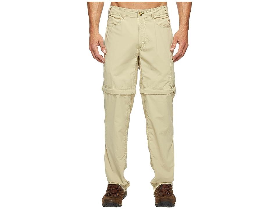 ExOfficio BugsAway(r) Sol Cool Convertible Ampario Pants (Light Khaki) Men