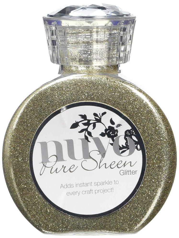 TONIC STUDIOS 720N Nuvo Pure Sheen Glitter, 3.38 oz, Champagne