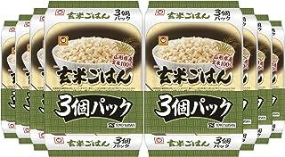 マルちゃん 玄米ごはん3食パック 480g×8個