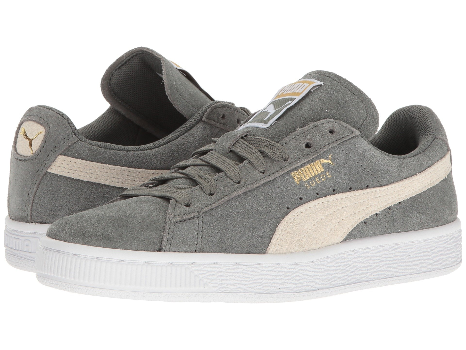 Color Puma Natural Vachetta Whisper White