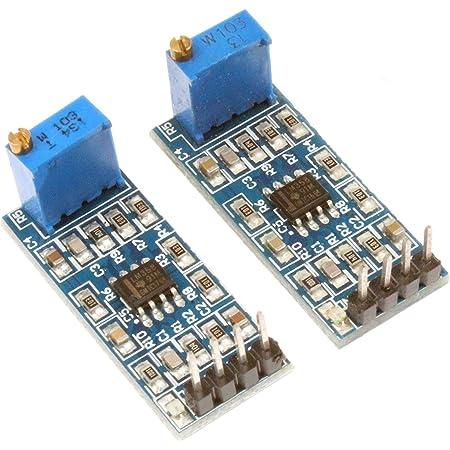 5M-5GHz Breitband RF Signal Amplifier Gain 19dB@2G Broadband Amplification 5V ♡