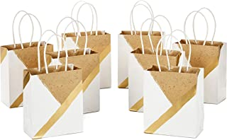 Clear Gusseted Presentation Gift Bags