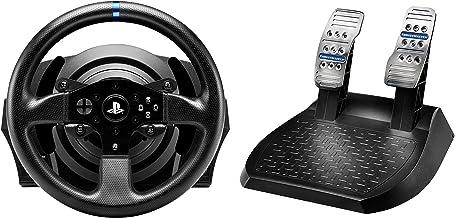 Thrustmaster T300RS, racestuur en pedalen, PS4 en PC - Compatibel met PS5-games