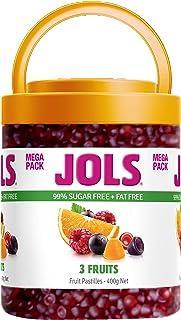 Jols Fruit Pastilles Mega Pack, 400 g