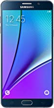 Samsung Galaxy Note 5 N920G 32GB Factory Unlocked Phone - Retail Packaging - Black Sapphire (International Version)