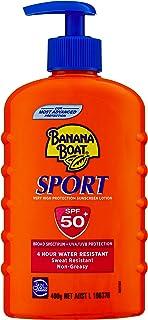 Banana Boat Sport Sunscreen Lotion SPF50+, 400g
