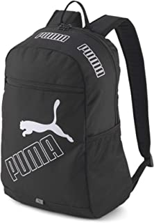PUMA Mens Phase Ii Backpack, Black - 07729501