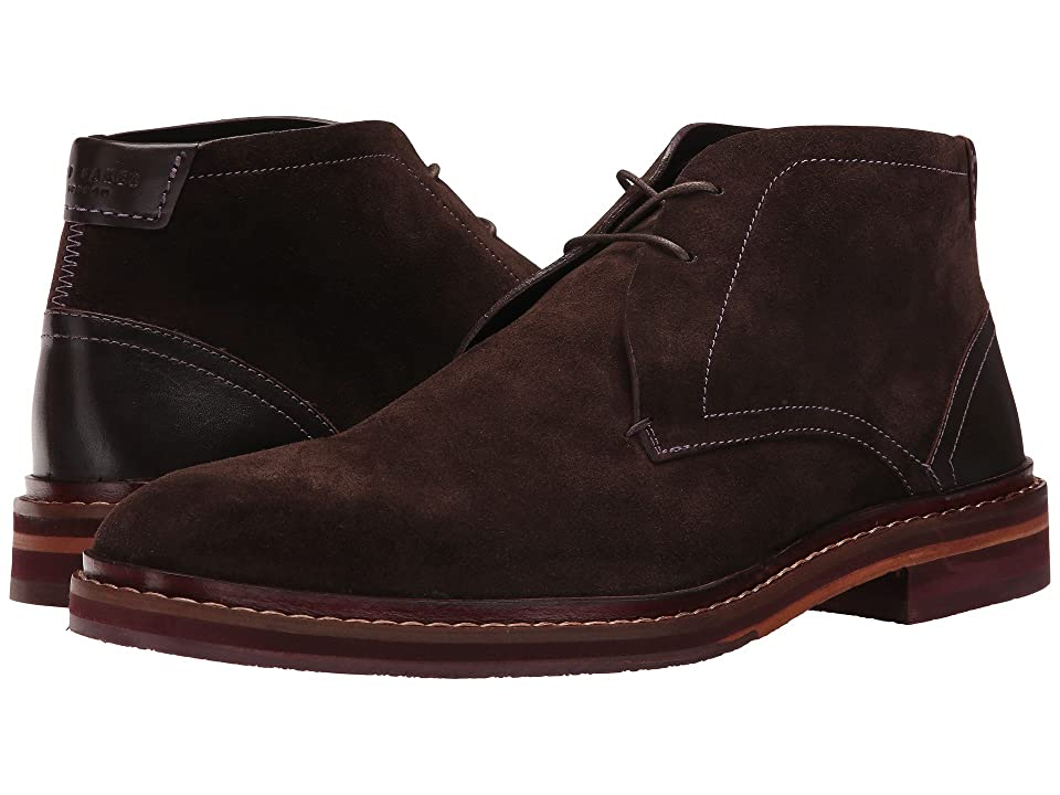 Ted Baker Azzlan (Brown Suede) Men