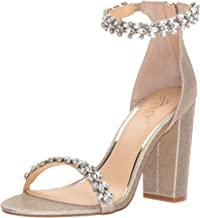 Best badgley mischka gold sandals Reviews