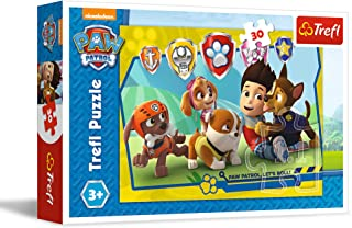 Trefl 5900511182392 puzzle 30 pc(s) - Puzzles (Jigsaw puzzle, Cartoons, Children, Paws Patrol, Dog, Boy/Girl)