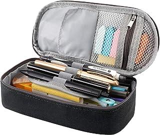 Fanspack Leinwand Pencil Wrap 72 L/öcher Stifthalter Pinsel m/äppchen schulm/äppchen K/ünstler federm/äppchen m/ädchen jungen Federm/äppchen Jungen