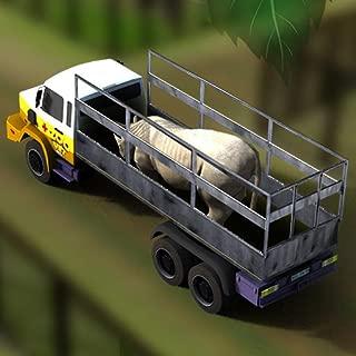 Zoo Vet Van Simulator
