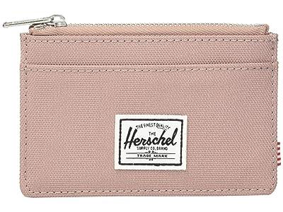 Herschel Supply Co. Oscar RFID (Ash Rose) Wallet Handbags