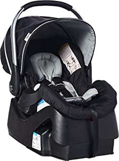 Hauck Prosafe35 Carseat with Base, 0M+ to 35 lbs - Black, 1 of Set, 1 of Set, 611012