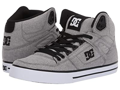 DC Pure High-Top WC TX SE (Grey) Men