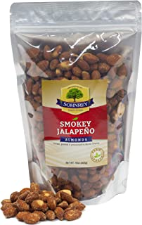 blue diamond jalapeno almonds