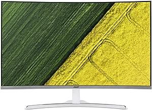 Acer ED322Q wmidx 31.5-inch Curved Full HD (1920 x 1080) Display (HDMI, DVI & VGA Ports)