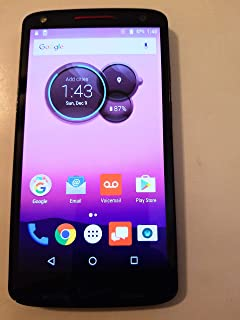 Motorola Droid Turbo 2 64GB XT1585 Black/Red Verizon Smartphone