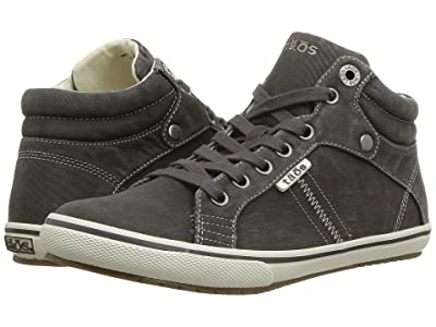 Taos Footwear Top Star (Graphite Distressed) Women