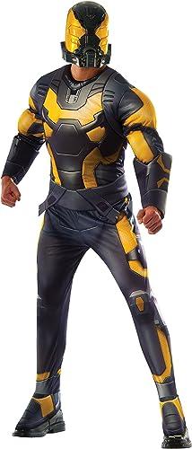tienda de venta en línea Disfraz de de de amarillo Jacket deluxe para adulto  compra en línea hoy