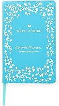 Write the Word Bible Journal: Scripture Faith Journal by Lara Casey (Blue)