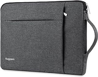 """Kogzzen 13-13.5インチ ラップトップスリーブケース 防震 防水 手提げカバン PCカバー ハンドバッグ MacBook Pro 13""""/MacBook Air 13.3""""/Surface Laptop 13.5""""/iPad Pro 12.9""""対応 13インチ用ノートパソコン ウルトラブック/タブレット/Chromebook/Dell/HP/Sony/Acer/Samsung/Lenovo/東芝/富士通 (グレー)"""