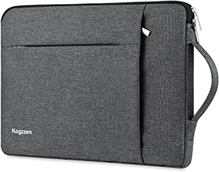 Kogzzen 14-15.6 Inch Laptop Sleeve Waterproof Shockproof Case Notebook Bag Compatible with MacBook Pro 15
