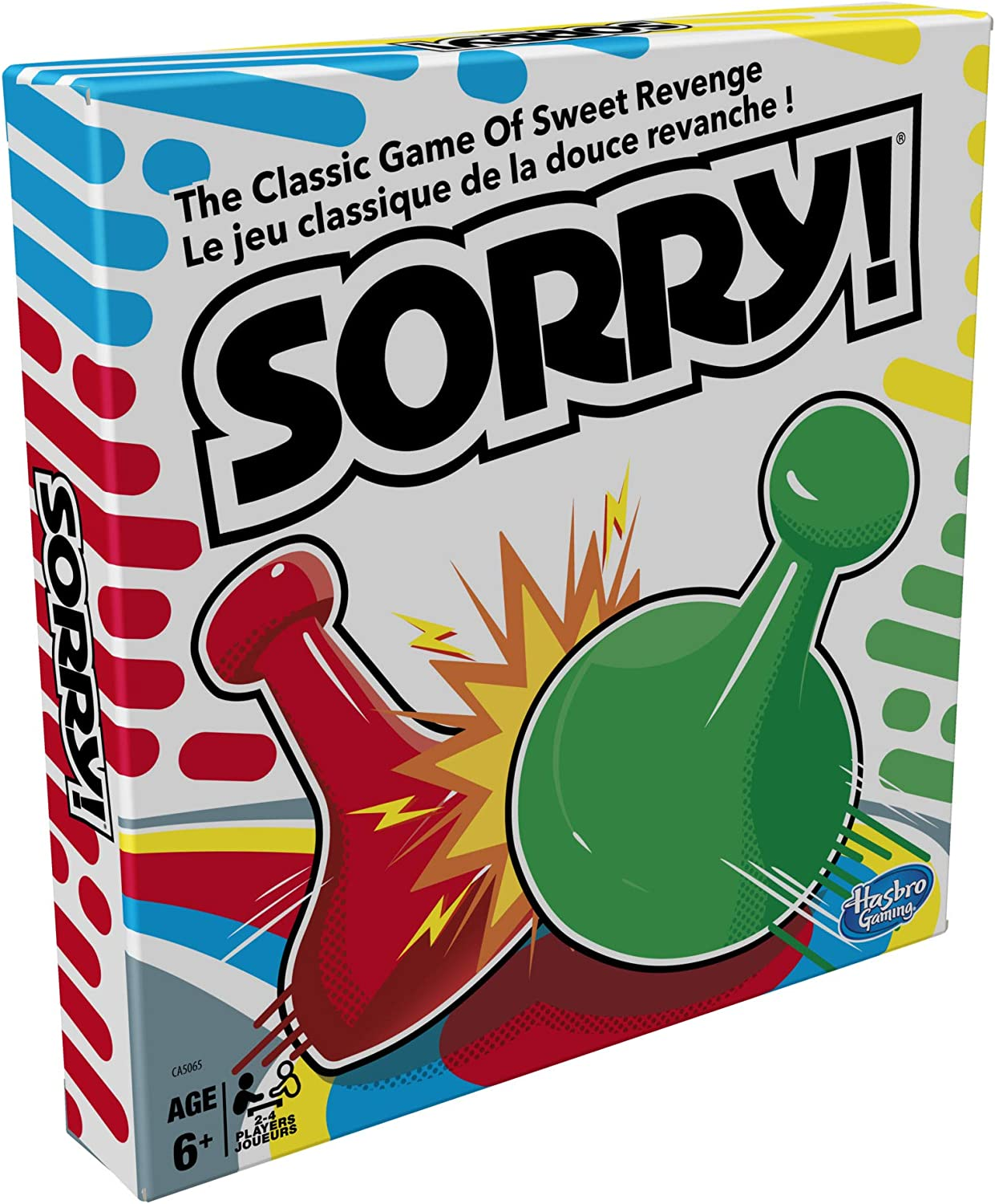 Hasbro Sorry Family Board Game A5065 for sale online