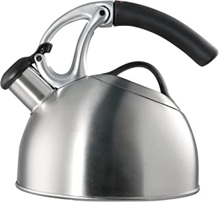 OXO BREW Uplift Tea Kettle, Brushed Stainless Steel