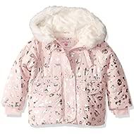 Carter's Girls' Heavyweight Winter Jacket Coat