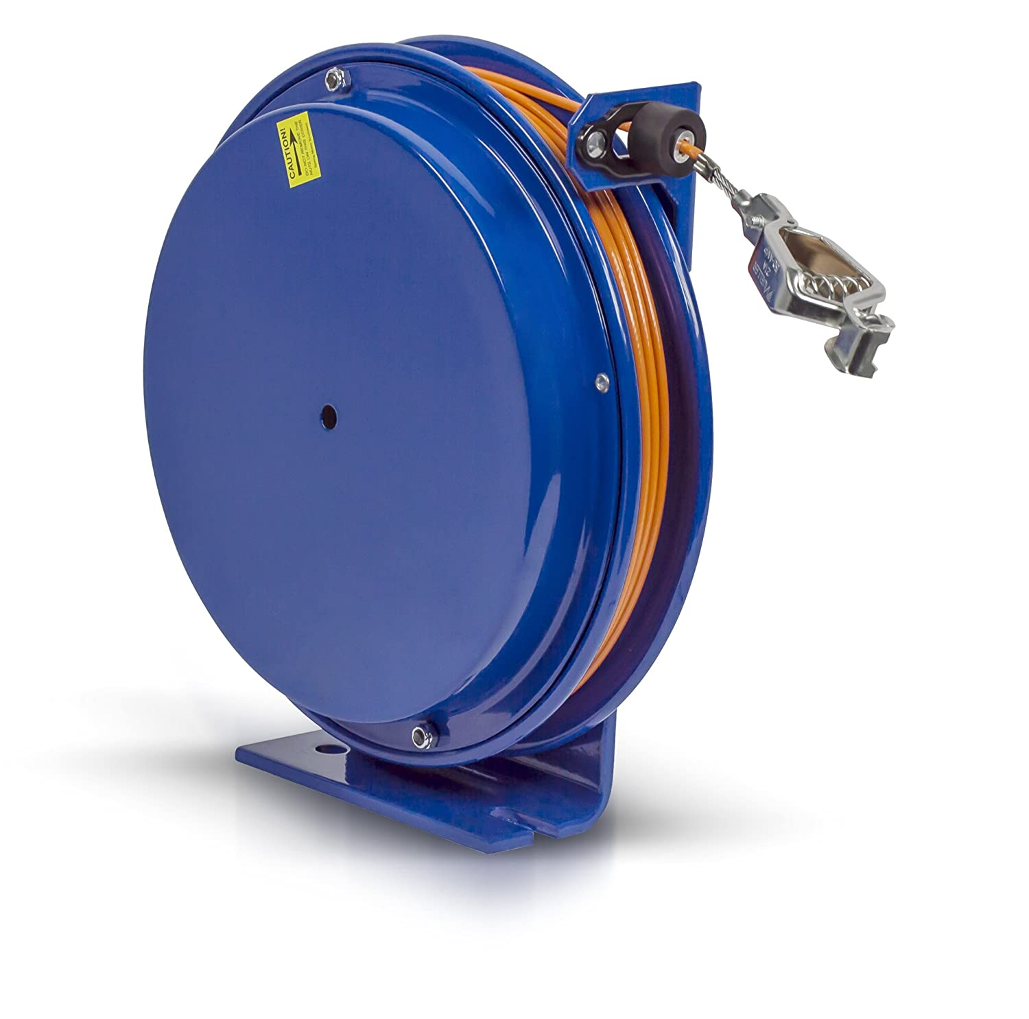 Coxreels SD-35-1 It is very popular 1 year warranty Spring Rewind Static Cable Discharge Reel: 35'