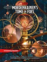 D&D MORDENKAINEN'S TOME OF FOES (Dungeons & Dragons)