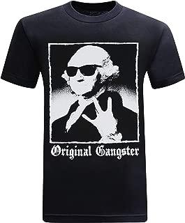 Original Gangster George Washington Founding Fathers Funny Men's T-Shirt
