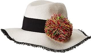 Women's Pom Girl Panama Hat