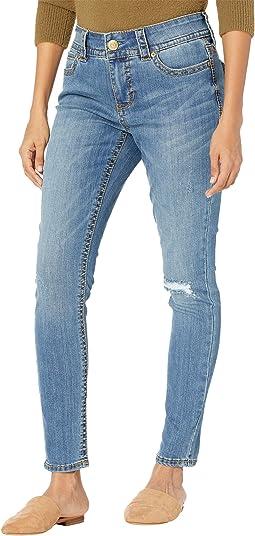 Big Stitch Skinny Jeans