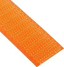 Klittenband zelfklevend | haak of klittenband | kleur, breedte en lengte naar keuze 20 mm x 3 m Hakenband oranje