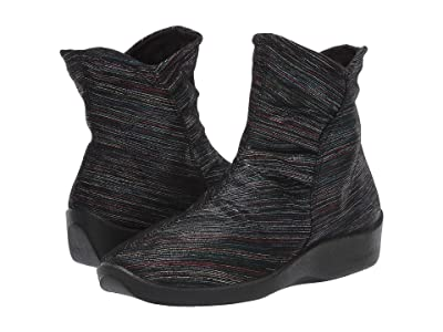 Arcopedico L19 (Black Multi) Women