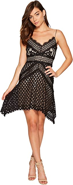 KEEPSAKE THE LABEL - Bridges Lace Mini Dress
