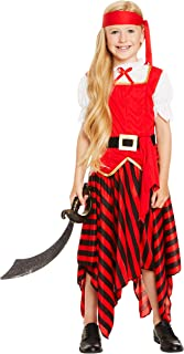 Best baby pirate girl costume Reviews
