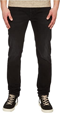Anglomania Classic Tapered Jeans In Black