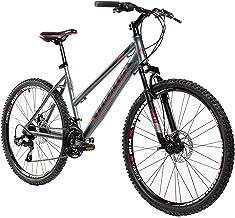"Moma Bikes Bicicleta Montaña SHIMANO GTW 26""Alu, 24V,"
